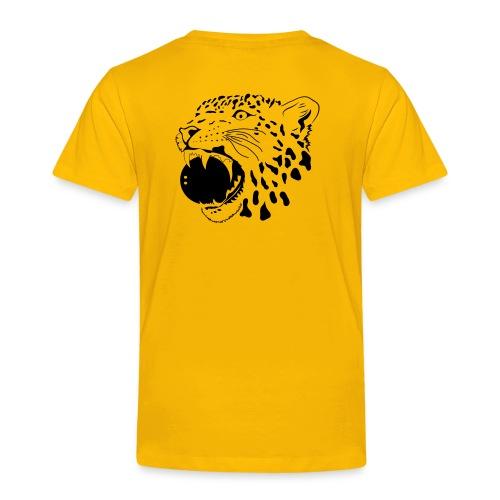 Sport Squash Toddler Premium T-Shirt by South Seas Tees - Toddler Premium T-Shirt