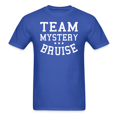 Team Mystery Bruise - Men's T-Shirt - Men's T-Shirt