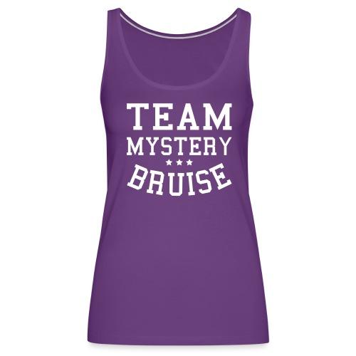 Team Mystery Bruise - Women's Tank - Women's Premium Tank Top