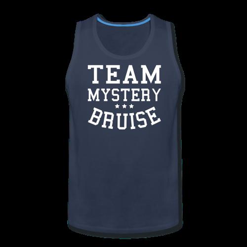 Team Mystery Bruise - Men's Tank - Men's Premium Tank