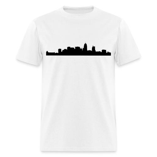Simple Skyline Shirt - Men's T-Shirt