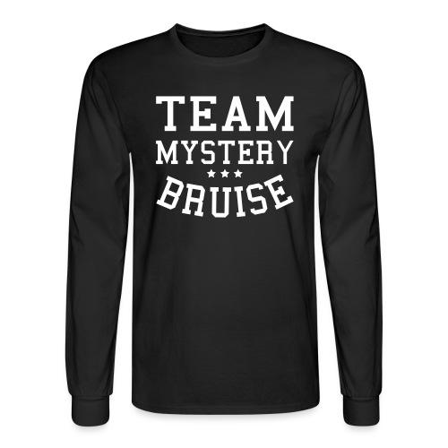 Team Mystery Bruise - Men's Long Sleeve - Men's Long Sleeve T-Shirt