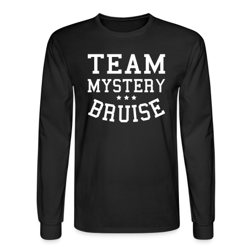 Team Mystery Bruise - Men's Long Sleeve - Men's Long Sleeve T-Shirt