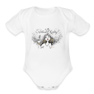 My Natural Reality onesie - Baby Short Sleeve One Piece