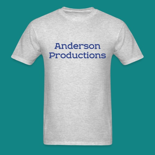 Plain Anderson Productions Tee - Men's T-Shirt