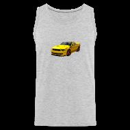 Sportswear ~ Men's Premium Tank ~ Saleen Mustang Men Tank