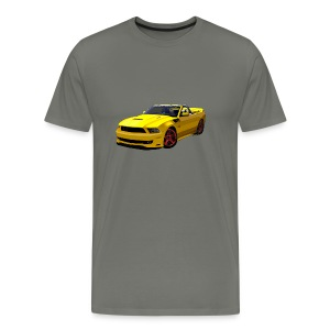 Saleen Mustang Men Reg & Big - Men's Premium T-Shirt