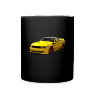 Mugs & Drinkware ~ Full Color Mug ~ Saleen Mustang Mug