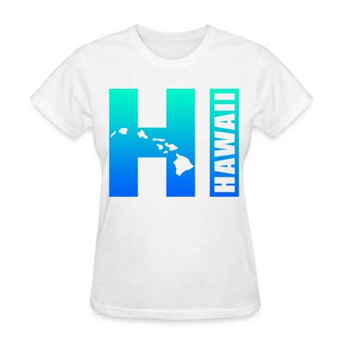 Hawaii - Women's T-Shirt