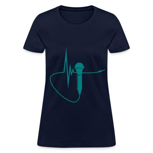 Mic Test - Women's T-Shirt