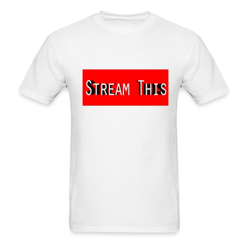 Stream This: Gents - Men's T-Shirt