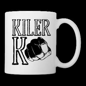 Coffee/Tea Mug - ufc,mma,mixed marial arts,kilerk0,kiler,girls who fight,fighting,fighter,bellator