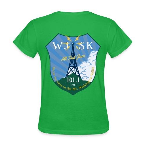 Women's WJSK Logo Tee - Women's T-Shirt