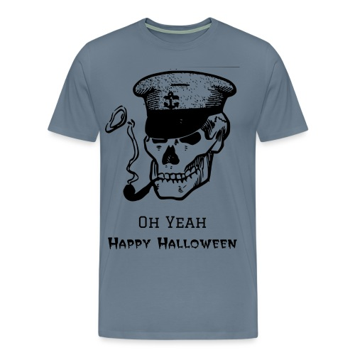 Captain Scary T shirt - Men's Premium T-Shirt