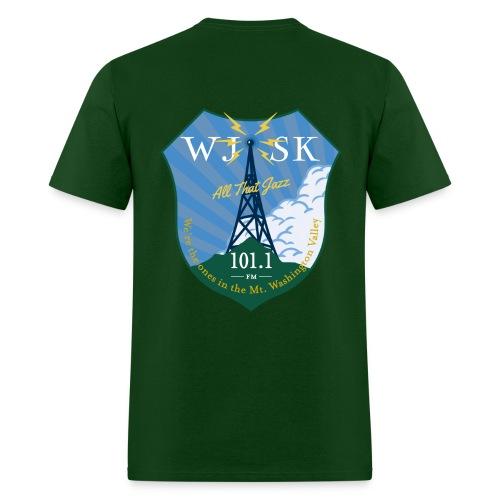 Men's WJSK Logo Tee - Men's T-Shirt