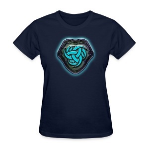 Runestone of Blue Energy - Women's T-Shirt