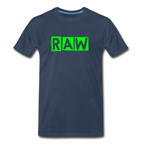 RAW Basic - Men's Premium T-Shirt