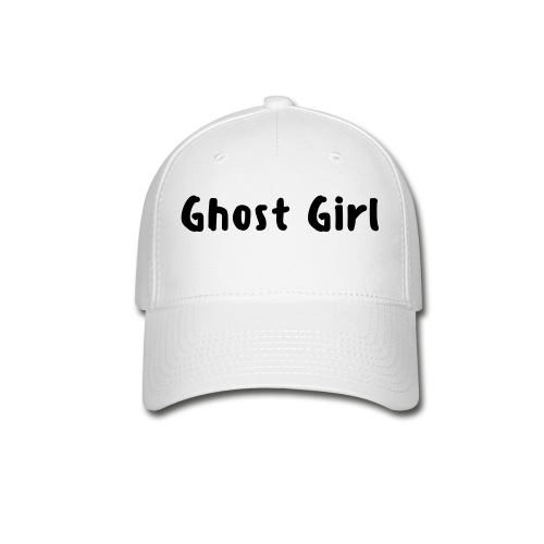 Ghost Girl BASEBALL CAP - Baseball Cap