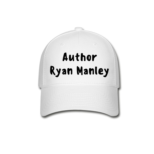 Author Ryan Manley BASEBALL CAP - Baseball Cap