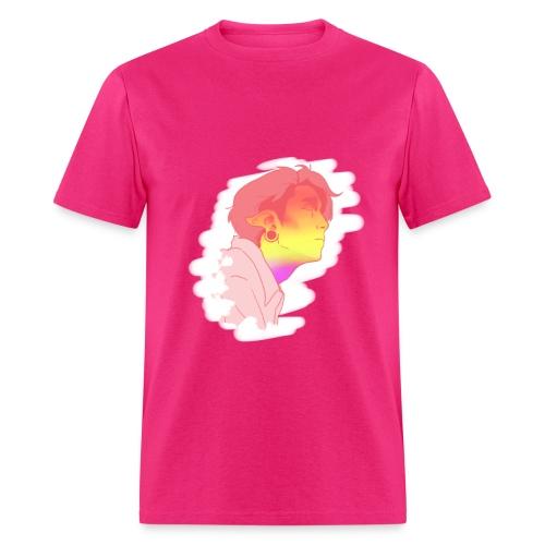 Rainbow Face - Men's T-Shirt