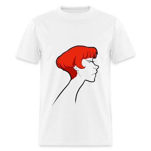 Red Head - Men's T-Shirt