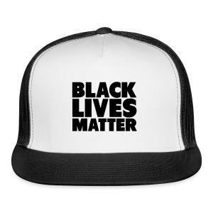 #BLM Hat - Trucker Cap