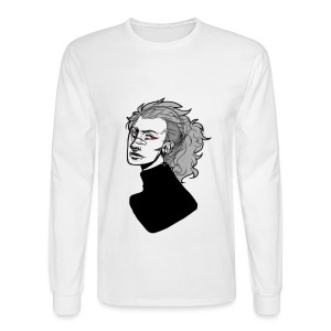 Vampire Man - Men's Long Sleeve T-Shirt