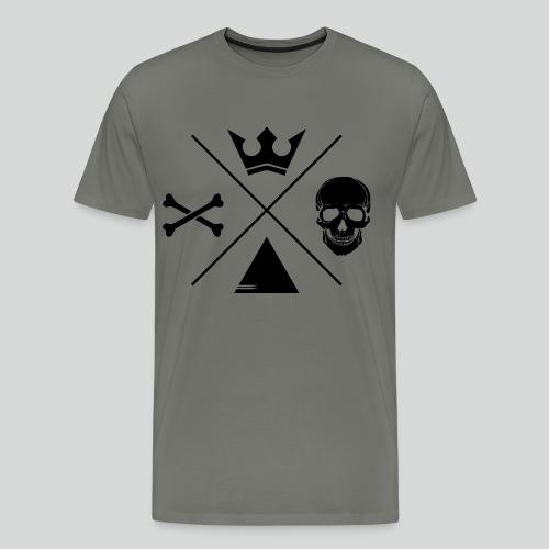 SCH M - Men's Premium T-Shirt