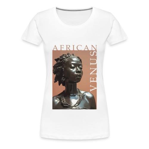 African Venus 3 - Women's Premium T-Shirt