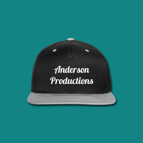 Anderson Productions Snapback  - Snap-back Baseball Cap