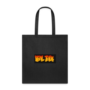 Real Talk Tote Bag - Tote Bag