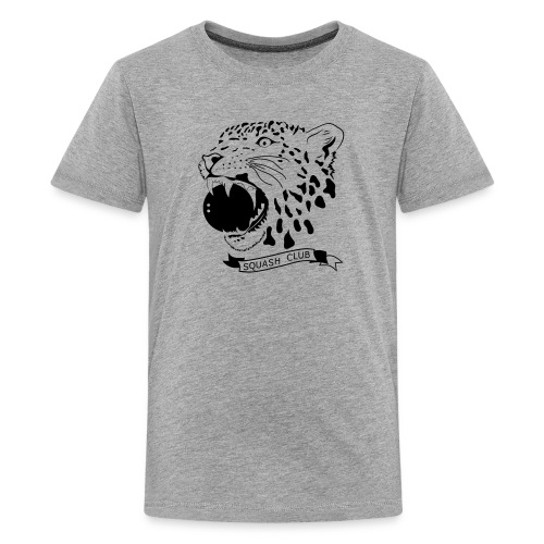 Sport Squash Kids Premium T-Shirt by South Seas Tees - Kids' Premium T-Shirt