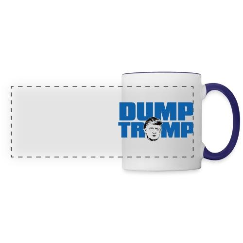 Dump Trump - Panoramic Mug