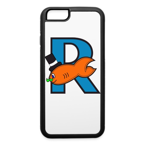 The Random Goldfish - iPhone 6/6s Rubber Case