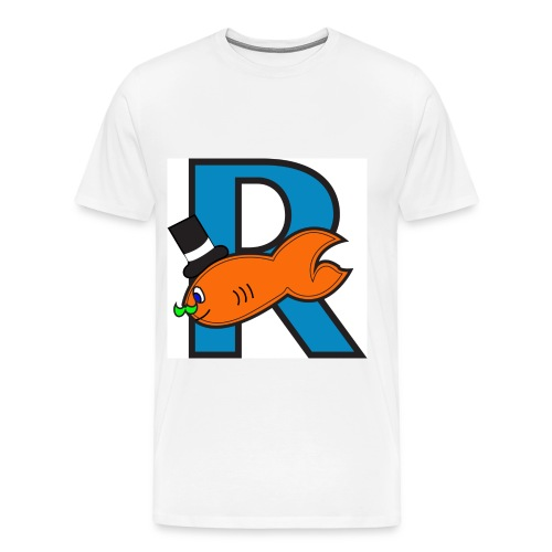 The Random Goldfish - Men's Premium T-Shirt