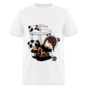 Boba Obsession - Men's T-Shirt