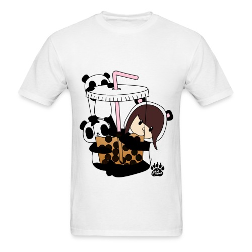 Boba Obsession - Men's T-Shirt