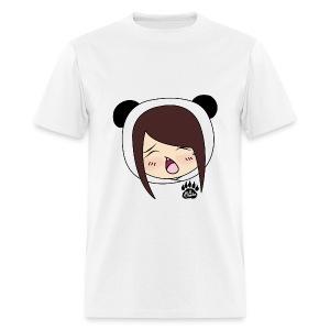 Mo-An-Lisa (Light) - Men's T-Shirt