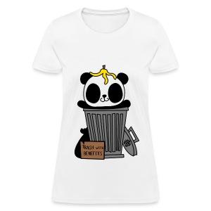 Trash with Benefits - Women's T-Shirt
