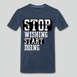 SWSD M - Men's Premium T-Shirt
