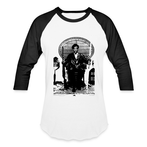 Darth Huey Quarter Sleeve - Baseball T-Shirt