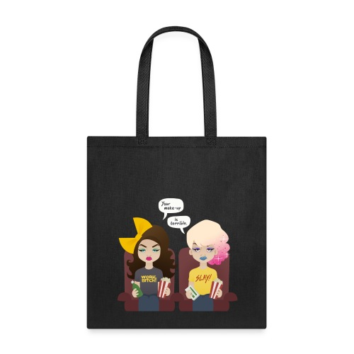 MovieBitches Drag Tote - Tote Bag