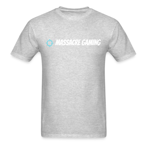 MassacreGaming Men's T-Shirt #2 - Men's T-Shirt