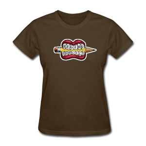 Raging Pencils t-shirt for ladies only - Women's T-Shirt