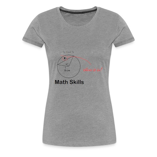 Find X (Women's) - Women's Premium T-Shirt