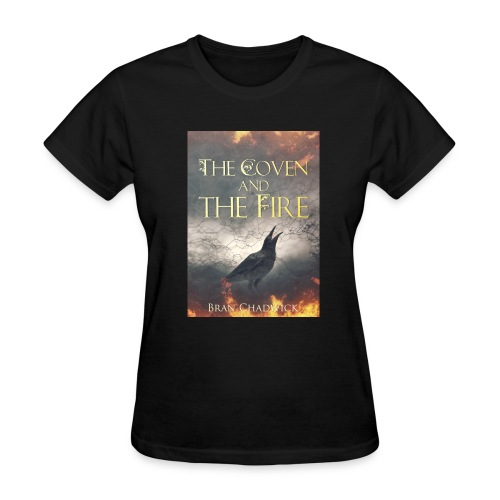 The Coven and the Fire - Womens tshirt - Women's T-Shirt