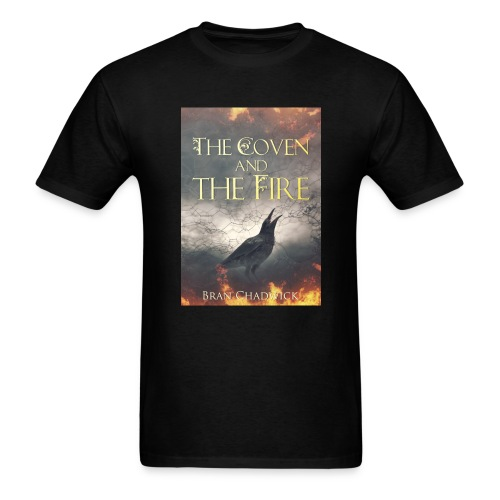 The Coven and the Fire - Mens tshirt - Men's T-Shirt
