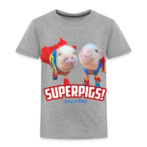 Toddler SuperPigs - Toddler Premium T-Shirt
