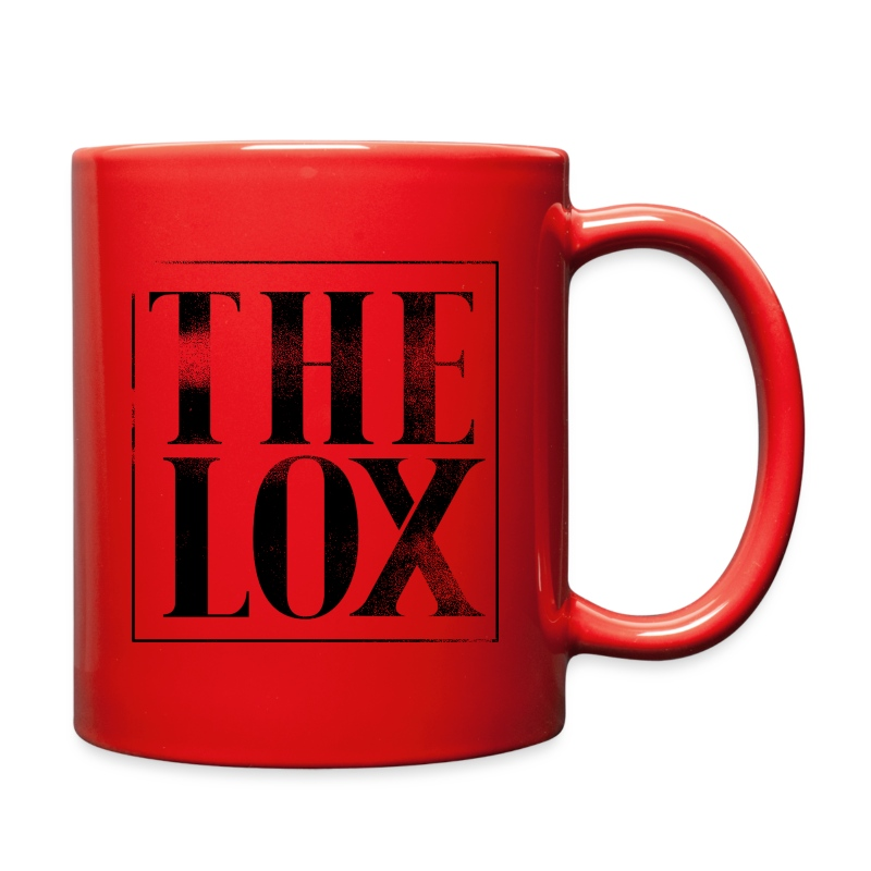lox_logo_texture_withtransparency - Full Color Mug