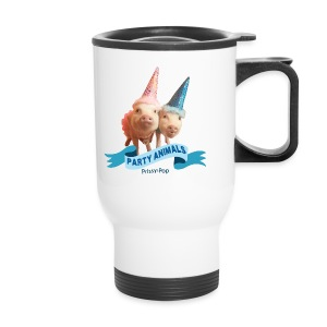 Party Animal Travel Mug - Travel Mug